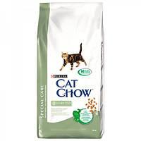 Cat Chow корм для стерилизованных кошек 15КГ