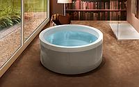 Гидромассажная ванна Gruppo Treesse Grandi Vasche Hydro EOS 160
