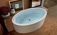 Гидромассажная ванна Gruppo Treesse Grandi Vasche Hydro EOS 190x110