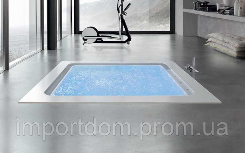 Гидромассажная ванна Hafro Bolla Q Sfioro Whirlpool 190x190