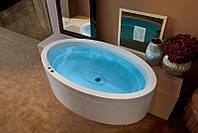 Гидромассажная ванна Gruppo Treesse Ghost System Hydro Dream 190x110