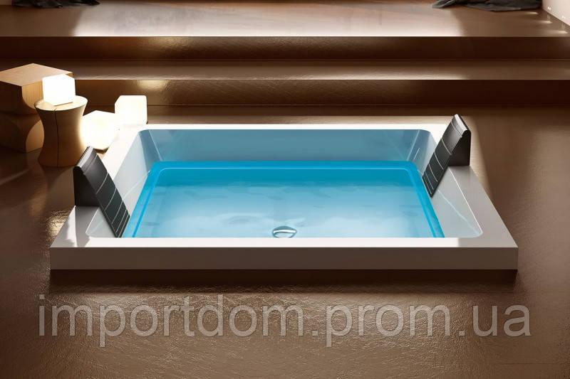 Гидромассажная ванна Gruppo Treesse Ghost System Hydro Dream 200x160
