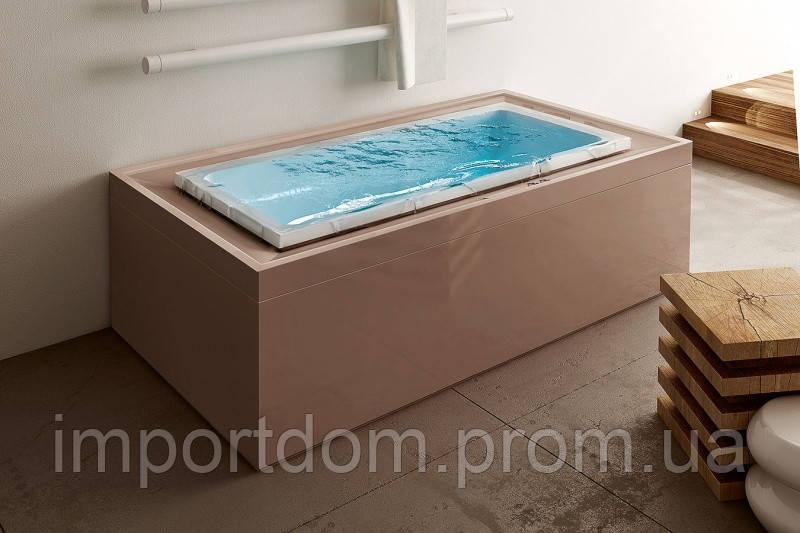 Гидромассажная ванна Gruppo Treesse Ghost System Hydro Fusion 220x120