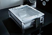 Гидромассажная ванна Gruppo Treesse Grandi Hydro Vasche Bis One Steel 202x150