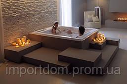 Гидромассажная ванна Gruppo Treesse Mytherme System Hydro Bis mts 190x150