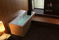 Гидромассажная ванна Gruppo Treesse Mytherme System Quadra 180 mts Hydro 180x95