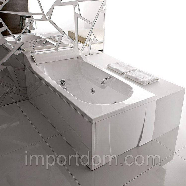 Гидромассажная ванна Gruppo Treesse Vasche Rettangolari Hydro Alba 180x90
