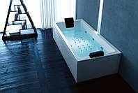 Гидромассажная ванна Gruppo Treesse Vasche Rettangolari Quadra Hydro 180x80