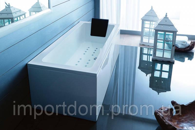 Гидромассажная ванна Gruppo Treesse Vasche Rettangolari Quadra Hydro 170x70