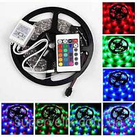 Лента светодиодная RGB SMD3528+Пульт+Контроллер+Блок питания. В силиконе!!Акция