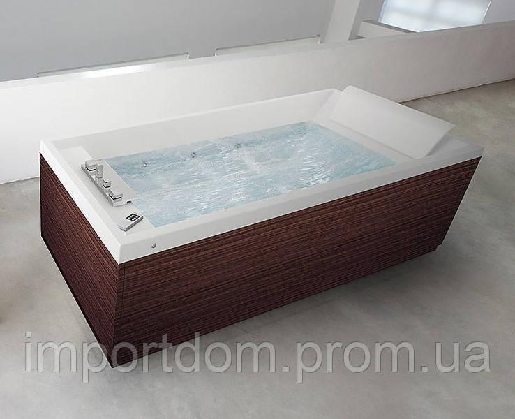 Гидромассажная ванна Novellini Sense 3 Hydromassage 170x70
