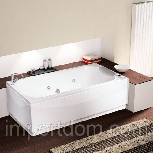 Гидромассажная ванна Novellini Calypso Hydro 170x70