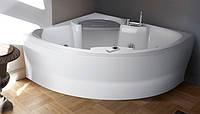 Угловая ванна Novellini Sense 7 Z1 Idromassaggio 140x140