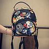 Женский рюкзак с рисунком