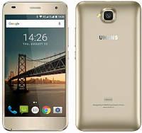 """Смартфон Uhans H5000 GOLD (""""5, памяти 3/32Gb, 4500мАч), фото 1"""