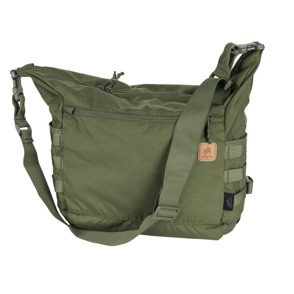 Сумка Helikon-Tex® BUSHCRAFT SATCHEL® Bag - Cordura® - Олива