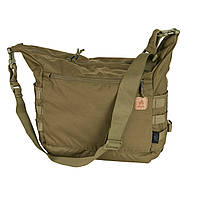Сумка Helikon-Tex® BUSHCRAFT SATCHEL® Bag - Cordura® - Койот, фото 1