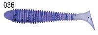 Приманка Grubber Shad 004 ( 5.5см - col 036 )