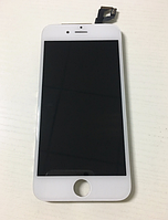 Оригинальный дисплей (модуль) + тачскрин (сенсор) для Apple iPhone 6S (белый цвет), фото 1
