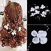 Украшение для волос МЕРИ Тиара Виктория свадебные украшения для волос, фото 3
