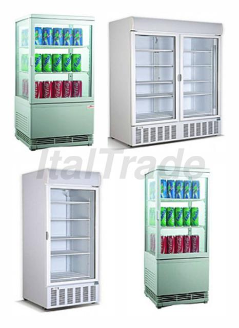 Шкафы холодильные демонстрационные