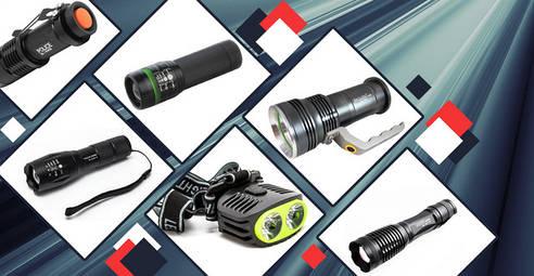 Фонари, лазеры, фонарики, велосипедные фонарики