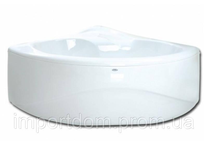 Ванна акриловая на раме PAA Camilla 137x137 белая