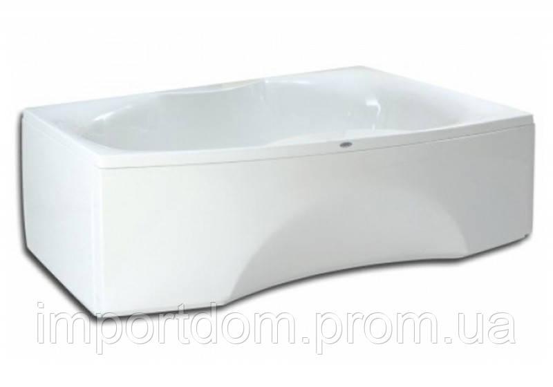 Ванна акриловая на раме PAA Rigonda 180x110 белая