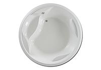 Ванна акриловая Rondo 190x190 белая PAA
