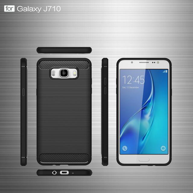 Чехол для Samsung Galaxy J7 J710 2016 Slim Shell