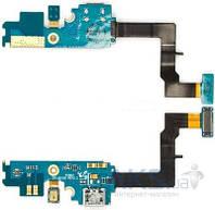Шлейф для Samsung I9100 Galaxy S2 с разъемом зарядки и микрофоном rev 2.3