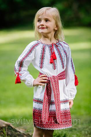 "Вышитое платье на девочку""Гуцулка"", фото 2"