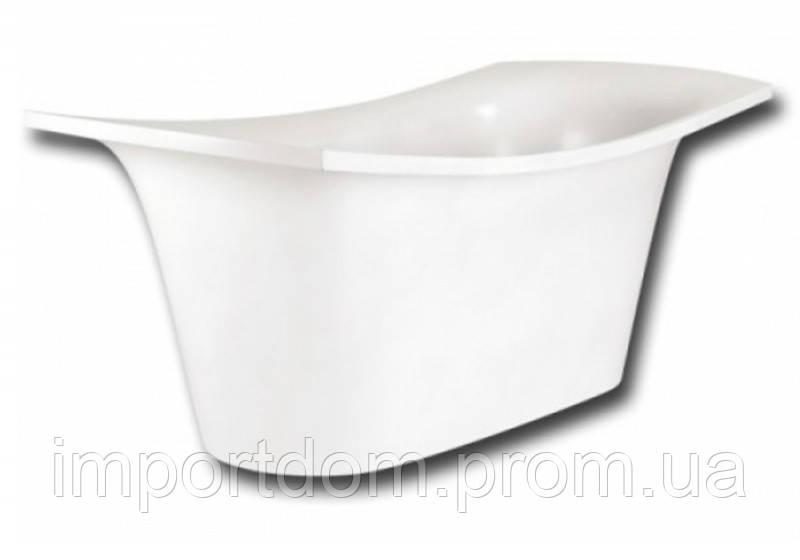 Ванна из каменной массы Bel Canto 180x85 белая PAA