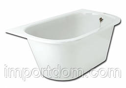 Ванна из камня Vario 160x75 белая PAA