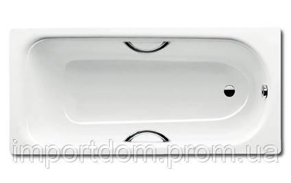 Ванна сталева Kaldewei Saniform Plus 361 150x70 з отворами для ручок