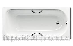 Ванна стальная Kaldewei Saniform Plus 361 150x70 с отверстиями для ручек