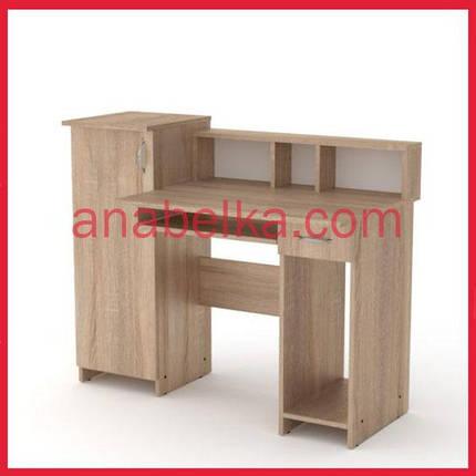 Стол  компьютерный ПИ-ПИ-2  (Компанит), фото 2