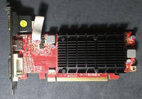 Видеокарта Radeon HD 5450 512MB PowerColor (AX5450 512MK3-SHV4)