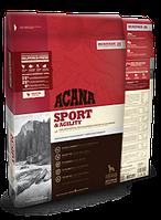 ACANA Sport & Agility 11,4 кг Акана  корм для активных взрослых собак