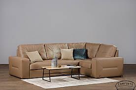 Кожаный угловой диван Калифорния