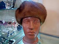 Меховая шапка из цельной норки., фото 1
