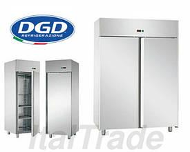 Шкафы морозильные DGD (Италия)