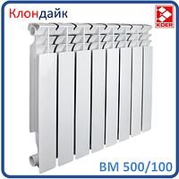 Радиатор биметаллический KOER 500х100