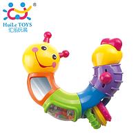 """Погремушка Huile Toys """"Музыкальный червячок"""" (917)"""