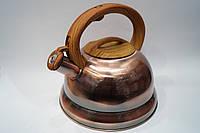 Чайник 3.0L Giakoma G-3310 для газовых и электрических плит
