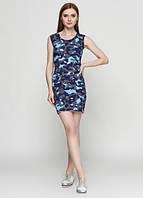4321 Платье женское синее: imprezz.com.ua