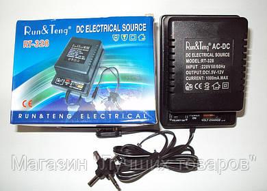 Универсальный адаптер DC Electrical Source Rt-328 зарядное!Опт