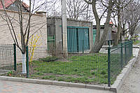 Забор сварная панель Техна-Эко 930х2500 диаметр 3 и 4мм, фото 1