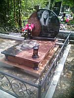 Купить, изготовить экслюзивный памятник в Симферополе и Крыму (памятник невесте - гранит, лезники)