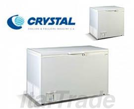 Ящики морозильные Crystal (Греция)
